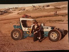1970's Texas super modified