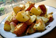 ... Extra-Crispy Tossed Potatoes | Side Dish Recipes, Potatoes and Dishes
