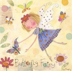 We love butterflies