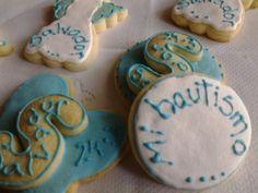 Cookies bautismo