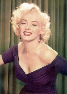 Marilyn by Frank Livia, 1952.