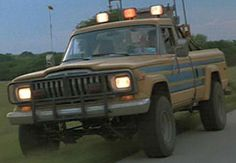 Jeeps in Movies and TV - Jeep Wrangler Forum