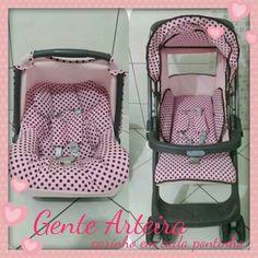 Reforma carrinho e bebê conforto