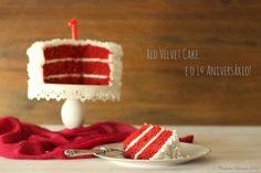 Madame Xícaras: Red Velvet cake