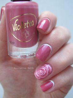 #nailart #Nail #Nails #Nail-art #design #Ногти #Маникюр #Идея_для_маникюра