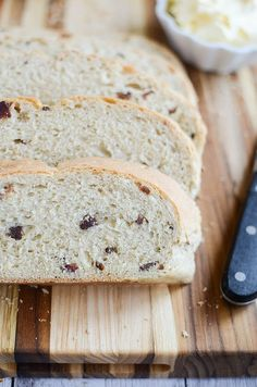 Maple Bacon Bread - perfect for toast, sandwiches, or on the side of dinner!