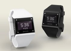Basis B1 Health Tracker...I MAY NEED ONE OF THESE!!