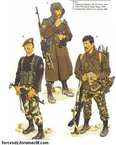 Syrian army uniform 1