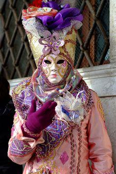 Carnevale - Venice