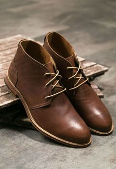 business casual masculino - sapatos e botas - chukka boot