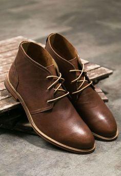 business casual masculino - sapatos e botas - chukka boot