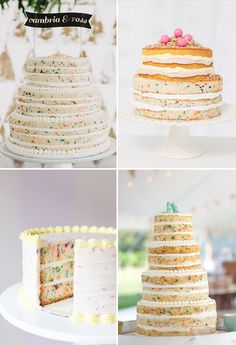 Beyond Vanilla 20 Wedding Cake Flavors to Consider Wedding cake