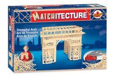 Bojeux MATCHITECTURE Arc de triomphe Triomphe, Canada, Arch, Products