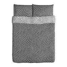 STENKLÖVER Duvet cover and pillowcase(s) - Full/Queen (Double/Queen) - IKEA