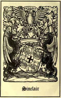 Sinclair, Lord Sinclair (S 1449). The Scots peerage founded on Wood's edition of Sir Robert Douglas's Peerage of Scotland, edited by Sir James Balfour Paul, Lord Lyon King of Arms, 1904.
