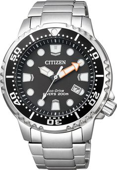 CITIZEN PROMASTER Eco-Drive GLOBAL MARINE  Diver BN0156-56E Mens from Japan #CITIZENPROMASTER