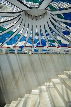Galeria de Catedral de Brasília pelas lentes de Gonzalo Viramonte - 32