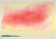 Helen #Frankenthaler