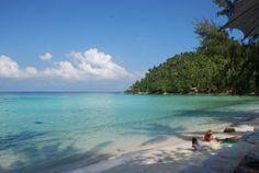 Salad Beach (Pirate Beach) Thailand