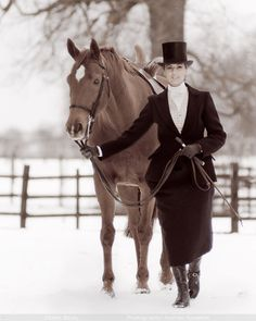 Side saddle
