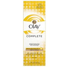 Olay Complete BB Cream Skin Perfecting Tinted Moisturizer with Sunscreen Light To Medium 17 Fluid Ounce ** Want additional info? Click on the image.