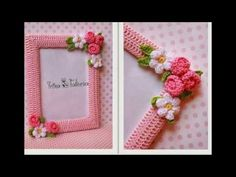 YouTube Crochet Stitches, Flamingo, Projects To Try, Knitting, Flowers, Pattern, Handmade, Gifts, Inspiration