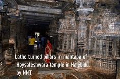 """ಹಳೆಬೀಡು Halebidu (literally """"old city"""") is located in Hassan District, Karnataka, India. Halebidu (which used to be called Dorasamudra or Dwarasamudra) was the regal capital of the Hoysala Empire in the 12th century. It is home to some of the best examples of Hoysala architecture. T"""