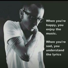 ❤Chester Bennington Linkin Park