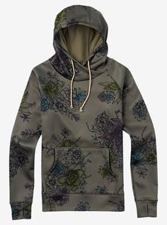 Shop the Women's Burton Heron Pullover Hoodie along with more Fleece, Insulators & Jackets from Spring 16 at Burton.com