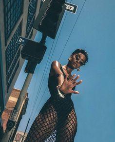 Rooftop Photoshoot, Photoshoot Themes, Photoshoot Inspiration, Black Girl Art, Black Girl Magic, Black Girls, Black Girl Fashion, Retro Fashion, Photography Poses