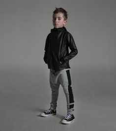 870159be1cd few things impart  cool  better than a genuine leather jacket