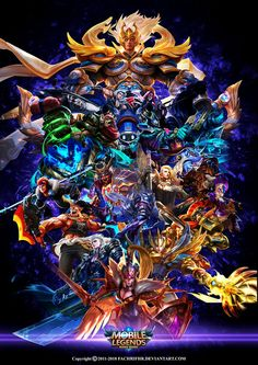 90 Best Mobile Legend Wallpaper Images Mobile Legend