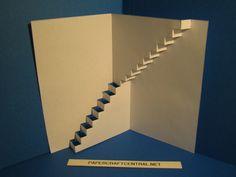 Kirigami – Stairs Up