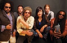 Rusted Root.... I've loved them for 20 years!!!