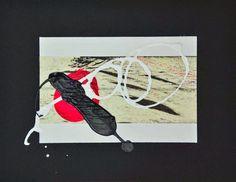 """L'arte di Vittorio Amadio: Tengo e Aomame. Il Murakami che dipingo: """"Molto pi..."""