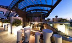 Urban hotel in Madrid...