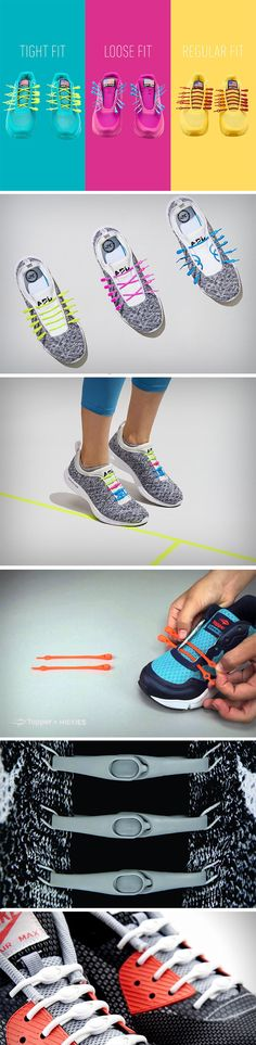 We won't need to tie shoelaces again. Ever. And that's because we now have Hickies. Think of them as zip-ties but for your shoes. They're stretchable,  universal, and essentially convert your shoe-lace sneakers or boots into slip-ons. They also present to us another rather utopic scenario.  A world where shoelaces never come undone and/or trip you up!