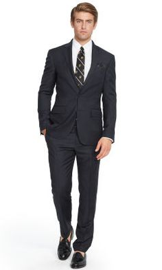 Polo I Wool Twill Suit - Polo Ralph Lauren Polo Ralph Lauren - RalphLauren.com