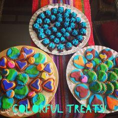 Colorful treats!
