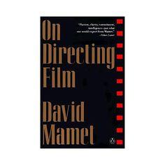 On Directing Film, David Mamet