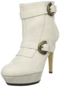reaaalllly want some white boots.
