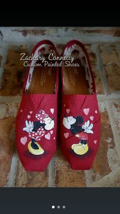 Minnie and mickey zachary Connelly's