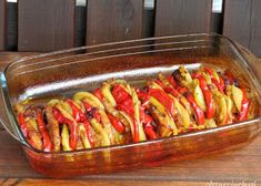 Muszle nadziewane mięsem mielonym - Obżarciuch Recipes From Heaven, Ratatouille, Zucchini, Sausage, Tacos, Favorite Recipes, Meat, Vegetables, Ethnic Recipes