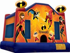 Find Incredibles Jump Big? Yes, Get What You Want From Here, Higher quality, Lower price, Fast delivery, Safe Transactions, All kinds of inflatable products for sale - East Inflatables UK