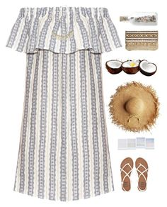 """""""Beach life """" by genesis129 ❤ liked on Polyvore featuring Sea, New York, Billabong, Skemo and Holga"""