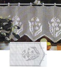 Kira scheme crochet: Scheme crochet no. 1112