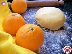Frolla all'arancia