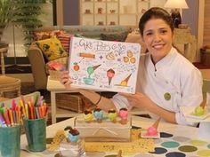 Dulce Arte (Isabel Vermal) ►Cake Pops de Naranja y Chocolate◄.avi receta: http://elgourmet.com/receta/cake-pops-de-naranja-y-chocolate