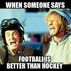Hockey is the best sport by faaarrrrrrrrrrrrrr Blackhawks Hockey, Hockey Teams, Hockey Players, Hockey Stuff, Chicago Blackhawks, Chicago Bears, Soccer, Hockey Baby, Field Hockey