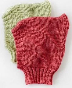 Baby hat knitting pattern free